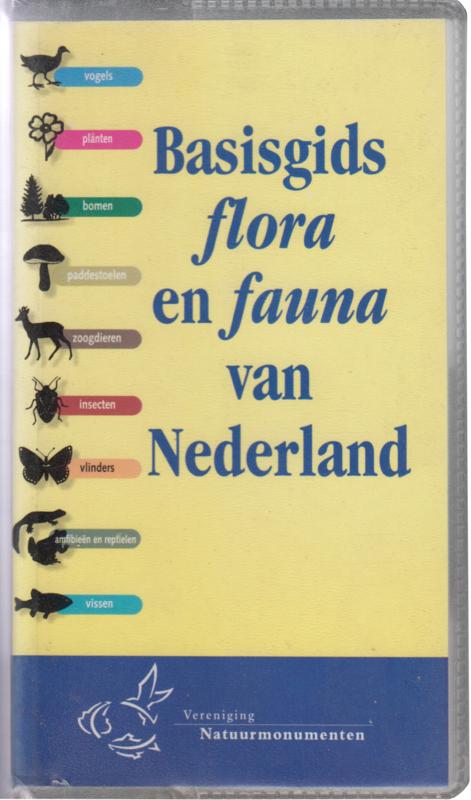 Basisgids flora en fauna van Nederland, Jan van Gelderen