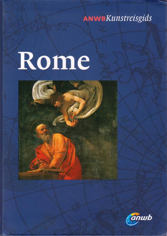 ANWB Kunstreisgids Rome, Heinz-Joachim Fischer