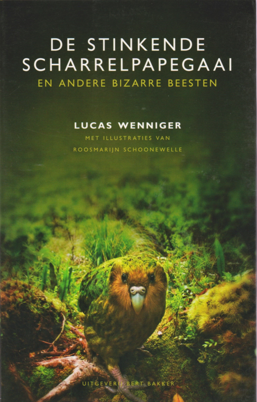 De stinkende scharrelpapegaai, Lucas Wenniger