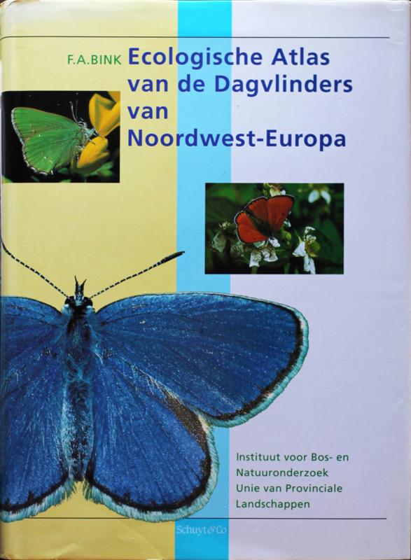 De Ecologische Atlas van de Dagvlinders van Noord-west-Europa, F.A. Bink