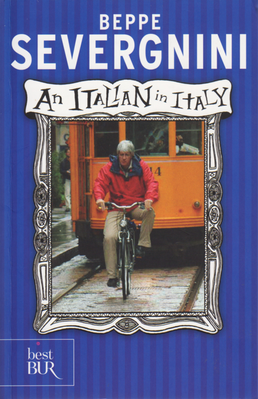 An Italian in Italy, Beppe Severgnini