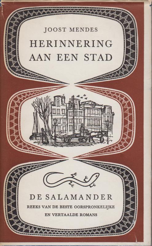 Herinnering van een stad, Joost Mendes