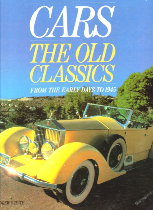 Cars The Old Classics, Andrew Whyte