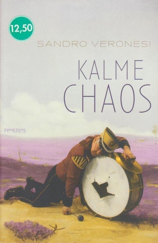 Kalme chaos, Sandro Veronesi, NIEUW BOEK