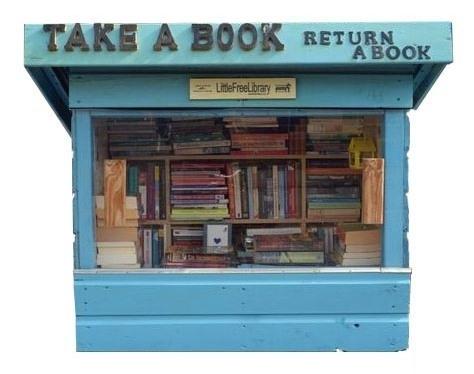 UITGELEZEN? Breng je boeken naar een MINIBIEB.