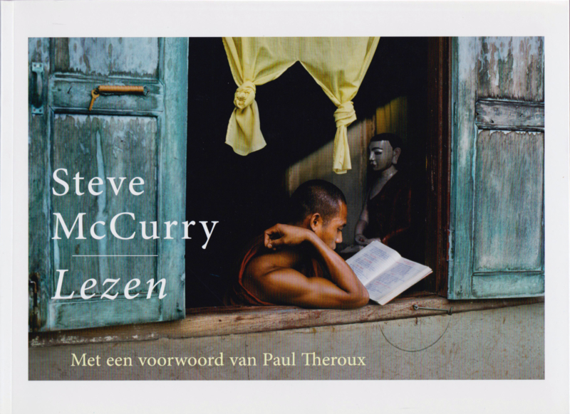 Lezen, Steve McCurry