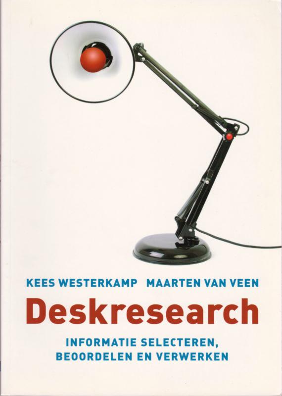 Deskresearch, Kees Westerkamp en Maarten van Veen