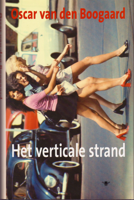 Het verticale strand,Oscar van den Boogaard