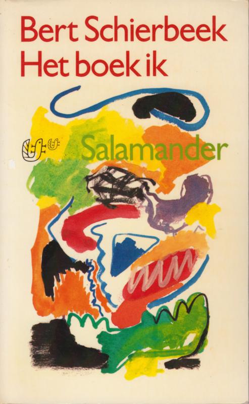 Het boek IK, Bert Schierbeek