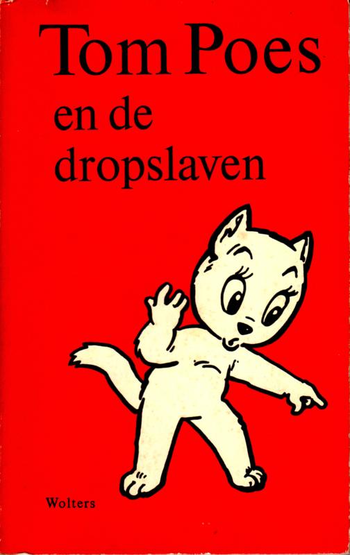 Tom Poes en de dropslaven, Marten Toonder
