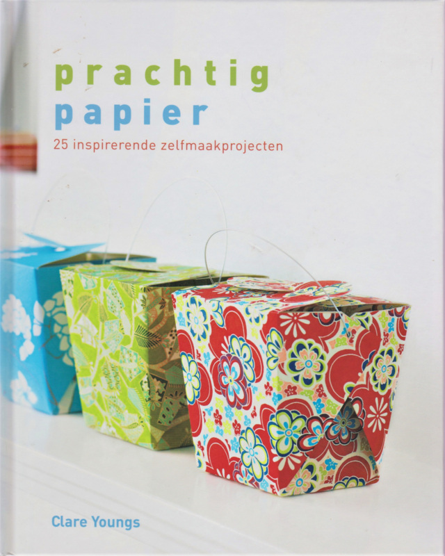 Prachtig papier, Clare Youngs