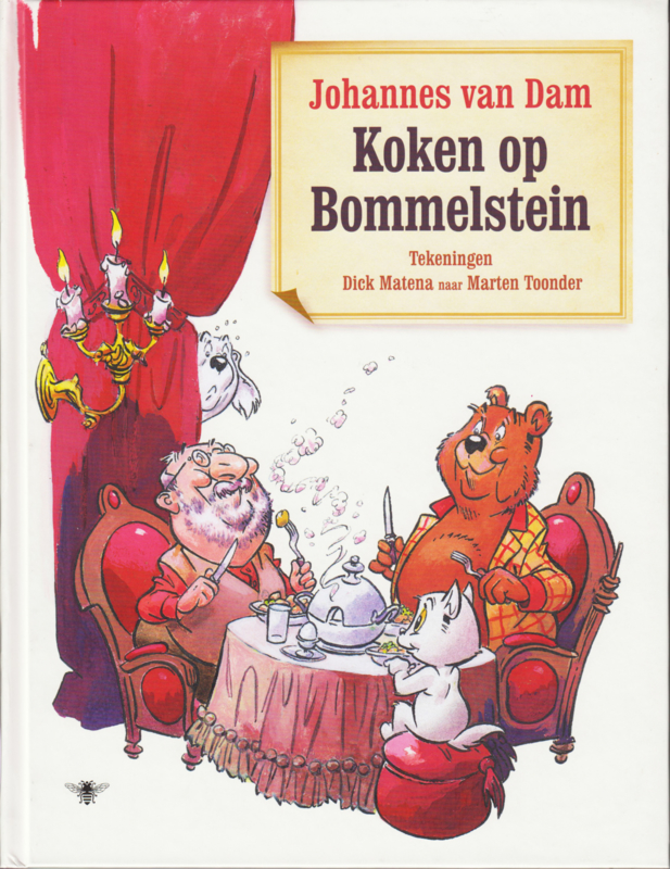 Koken op Bommelstein, Johannes van Dam
