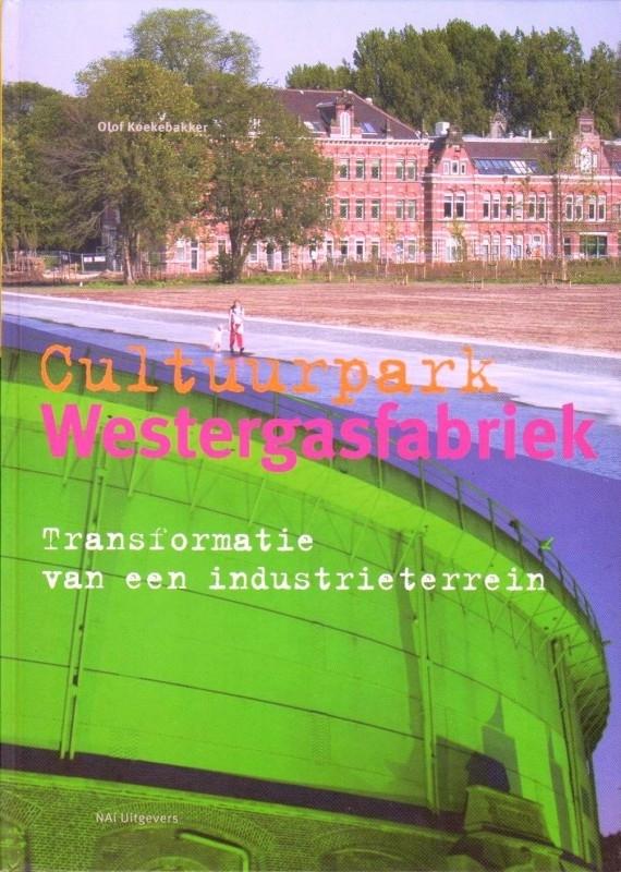 Cultuurpark Westergasfabriek, Olof Koekebakker