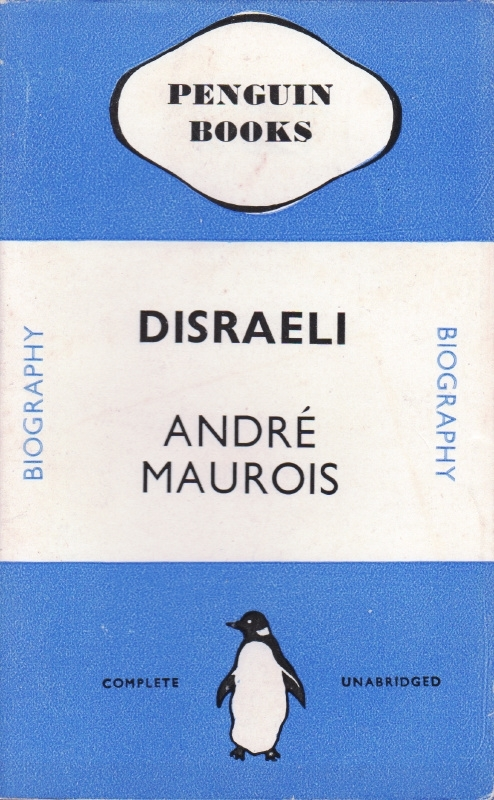 Disraeli, André Maurois