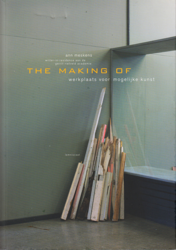 The making of, Ann Meskens