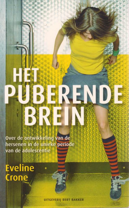 Het puberende brein, Eveline Crone