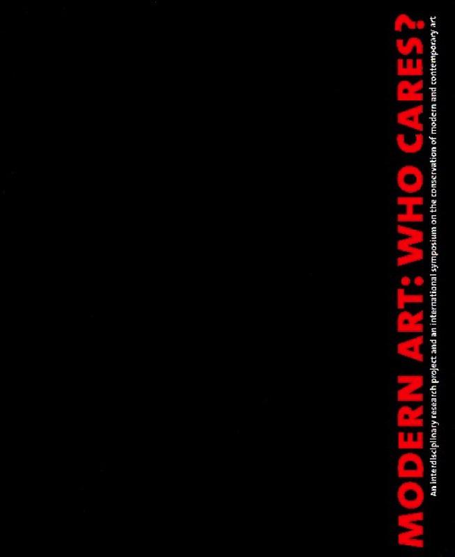 Modern Art: Who Cares?, IJsbrand Hummelen en Dione Sille