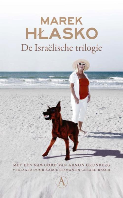 De Israëlische trilogie, Marek Hlasko