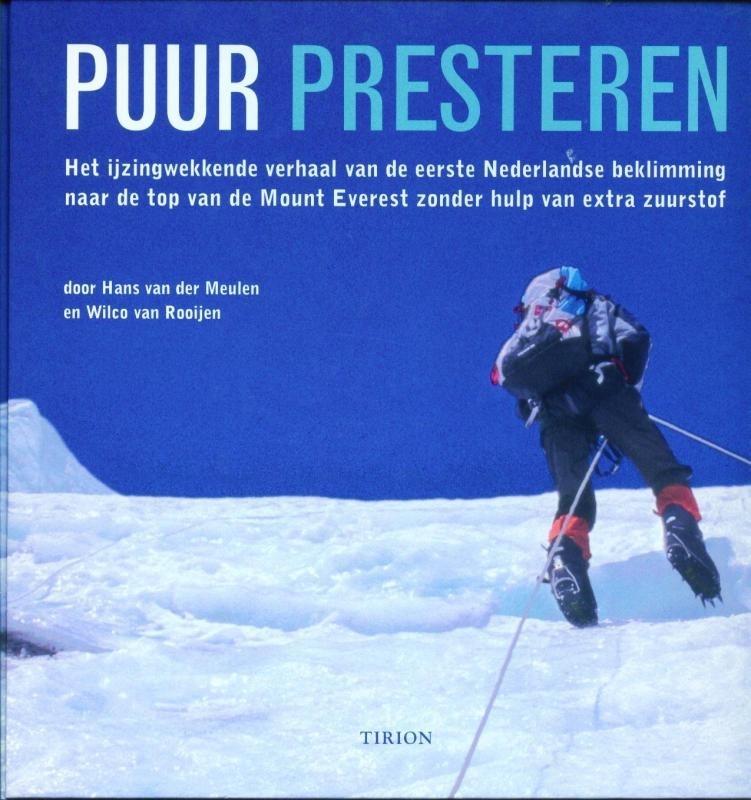 Puur presteren, NIEUW BOEK, H van der Meulen en Wilco van Rooijen