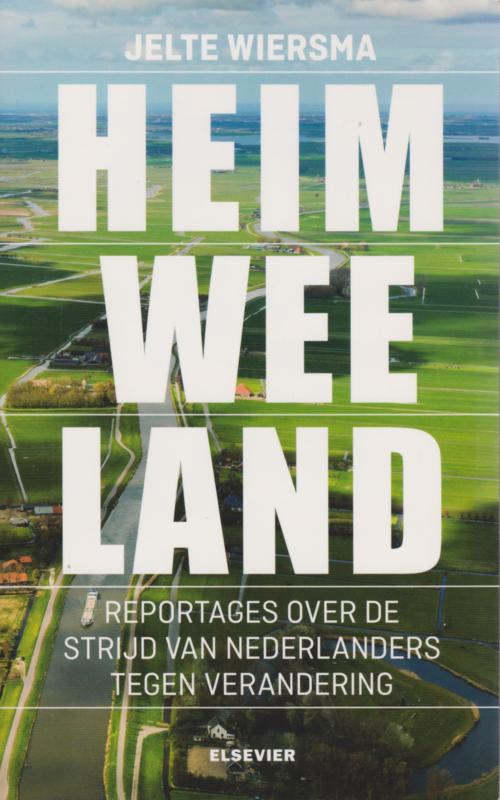 Heimweeland, Jelte Wiersma