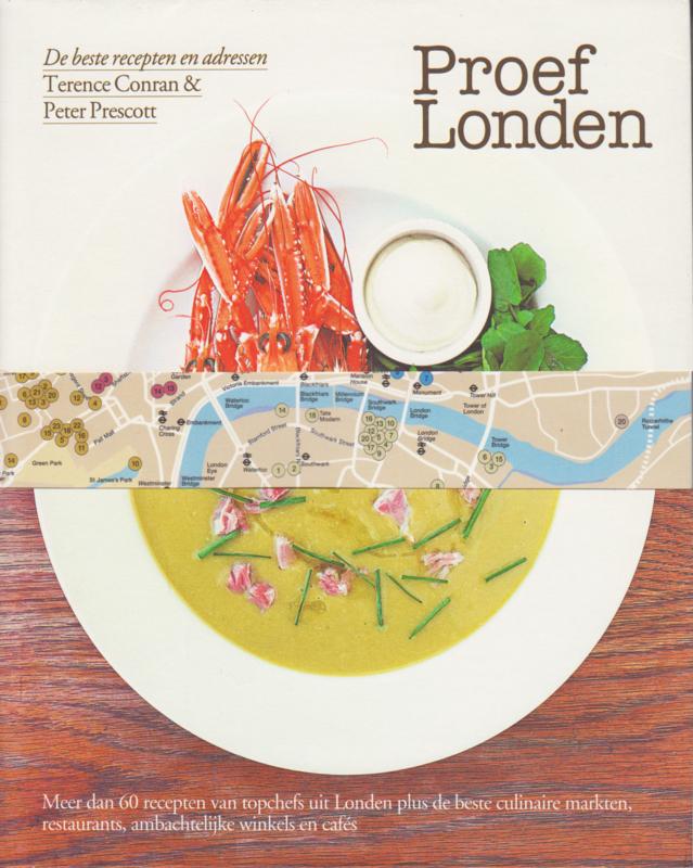 Proef Londen, Terence Contan & Peter Prescott