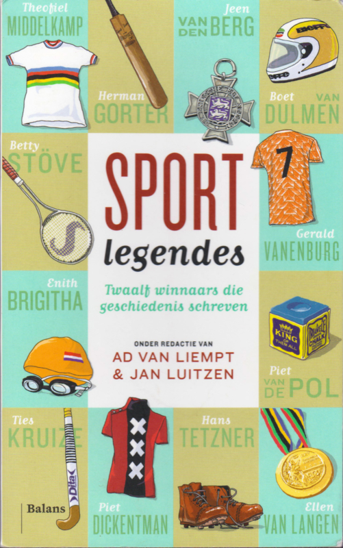 Sportlegendes, Ad van Liempt & Jan luitzen