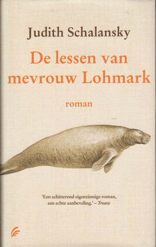 De lessen van mevrouw Lohmark, Judith Schalansky
