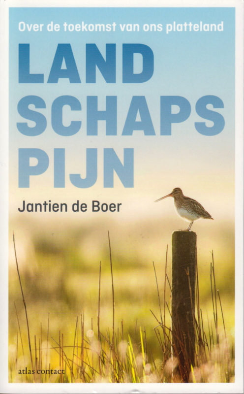 Landschapspijn, Jantien de Boer