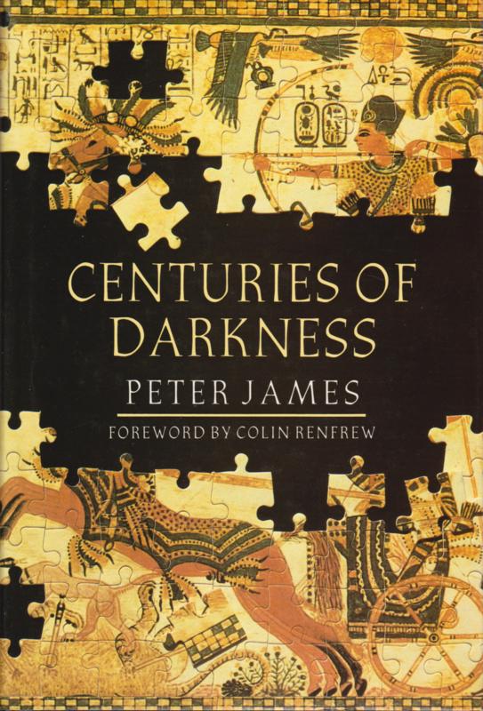 Centuries of Darkness, Peter James