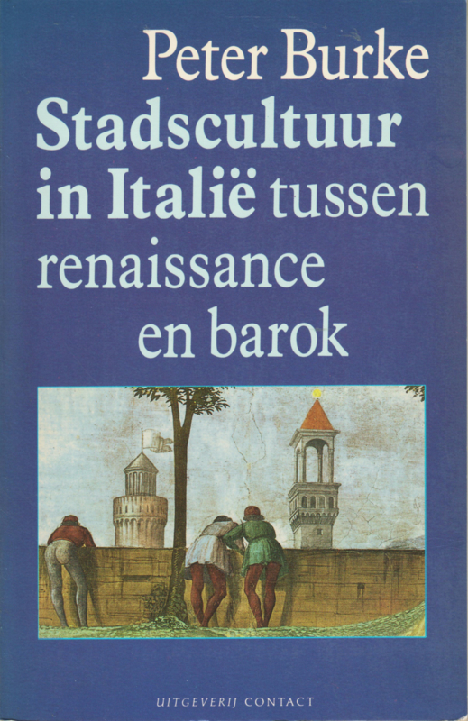 Stadscultuur in Italië, Peter Burke