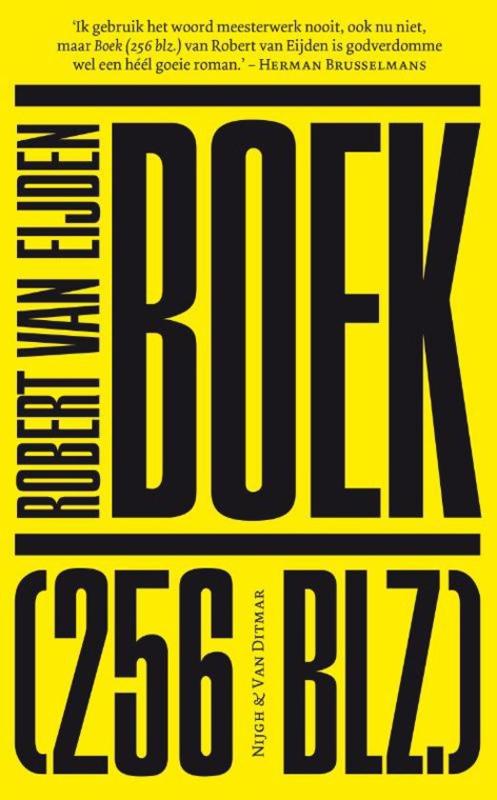 Boek (256 blz.), Robert van Eijden