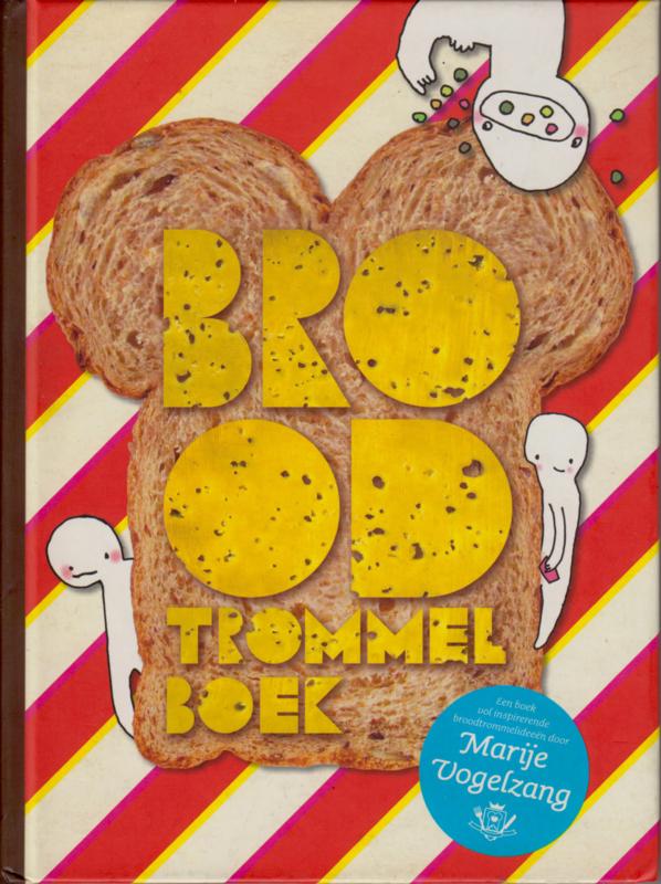 Broodtrommelboek, Marije Vogelzang