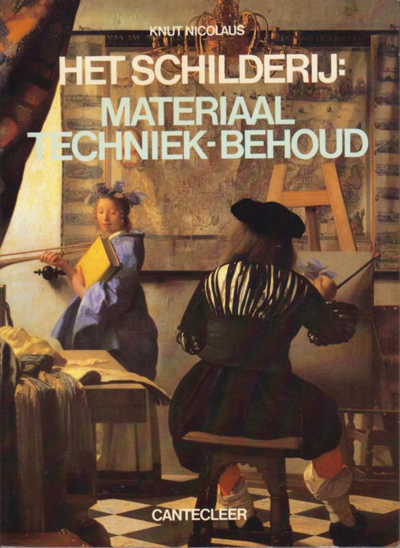Het schilderij: materiaal techniek-behoud, Knut Nicolaus