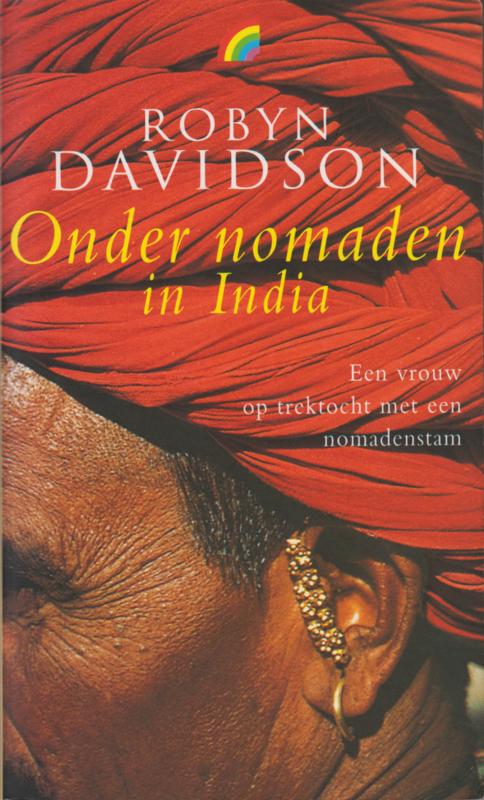 Onder nomaden in India, Robyn Davidson