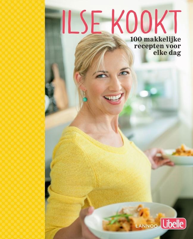 Ilse kookt, Ilse D'hooge, NIEUW BOEK
