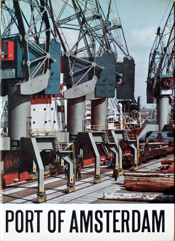 Port of Amsterdam, G.H. Knap