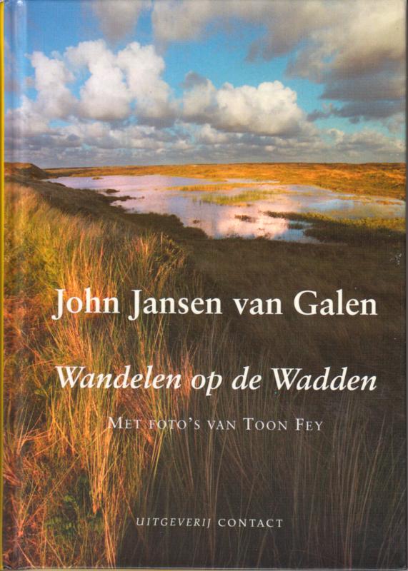 Wandelen op de Wadden, John Jansen van Galen