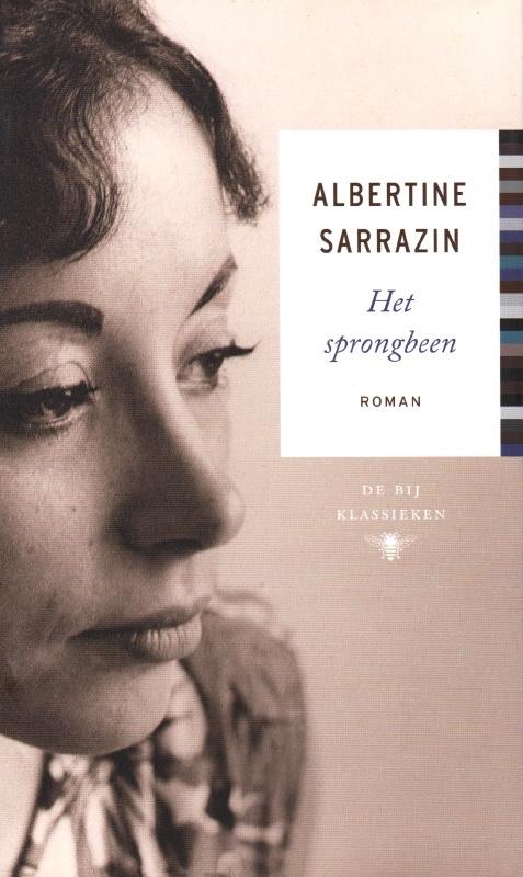 Het spongbeen, Albertine Sarrazin, NIEUW BOEK