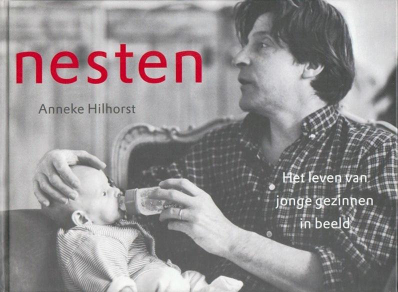Nesten, Anneke Hilhorst, NIEUW BOEK