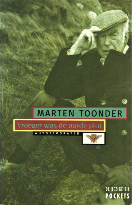 Vroeger was de aarde plat, Marten Toonder