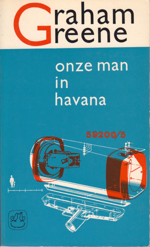 Onze man in Havana, Graham Greene