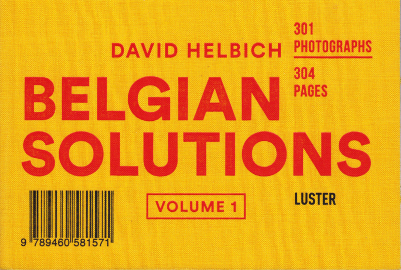 Belgian solutions, David Helbich