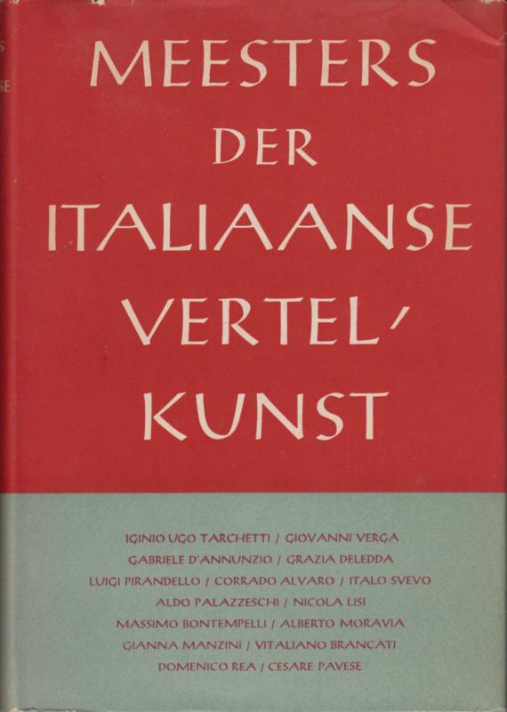 Meesters der Italiaanse Vertelkunst