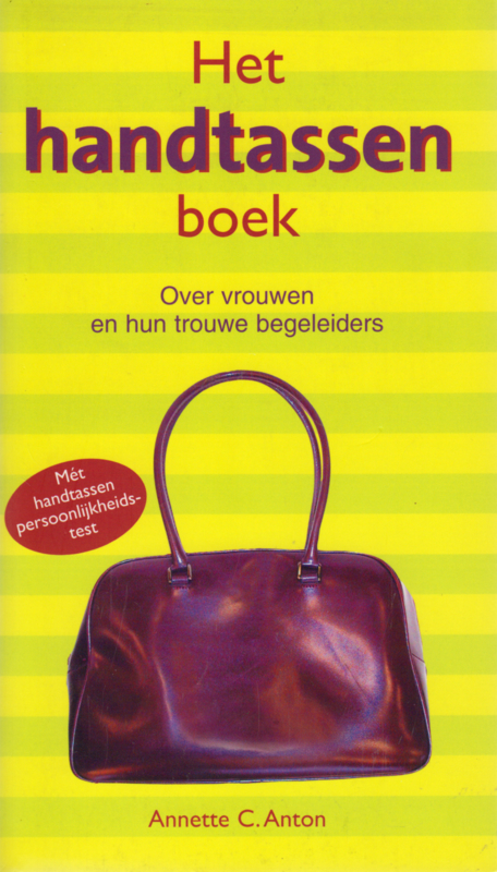 Het handtassenboek, Annette C. Anton