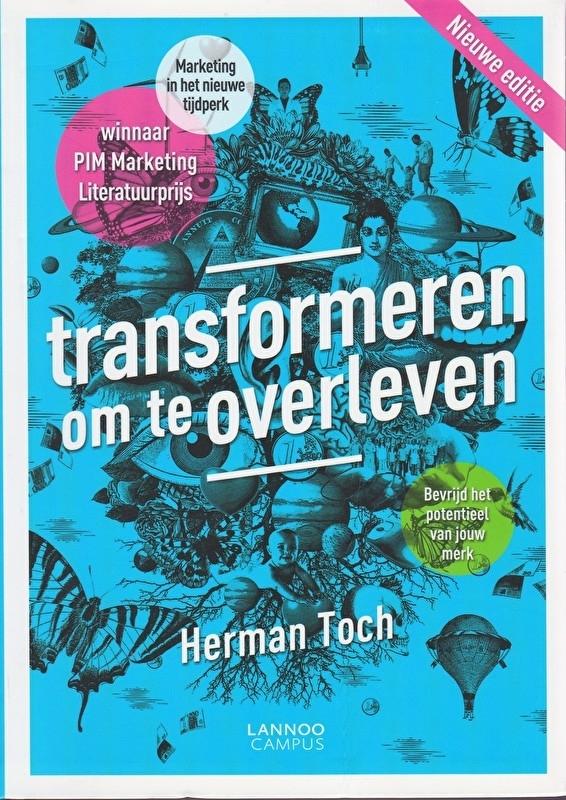 Transformeren om te overleven, Herman Toch
