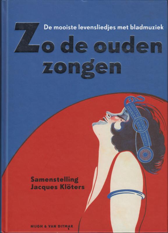 Zo de ouden zongen, Jacques Klöters
