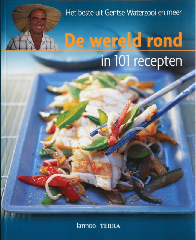 De wereld rond in 101 recepten