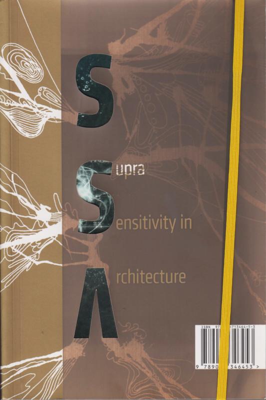Supra Sensitivity in Architecture, Maurice Nio