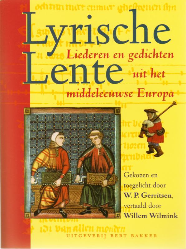 Lyrische lente, W.P. Gerritsen en Willem Wilmink
