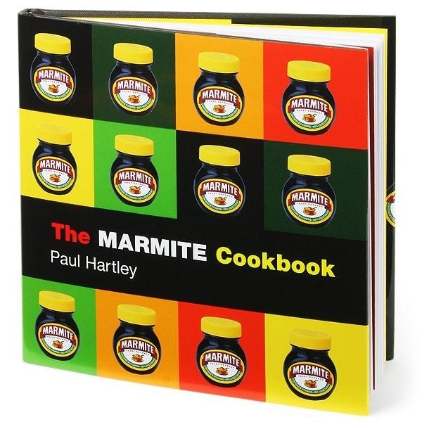 The Marmite Cookbook, Paul Hartley